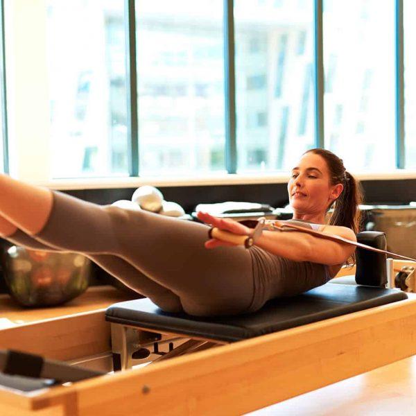 Curso de Pilates da Fitness Academy